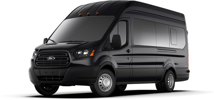 Ford Transit 350 HD XLT Passenger Van