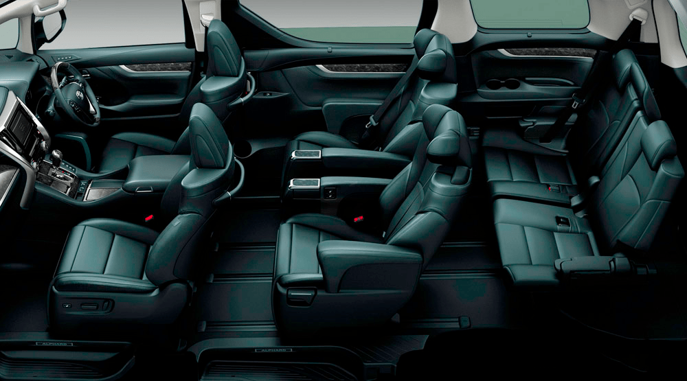 Cadillac Escalade ESV interior 1