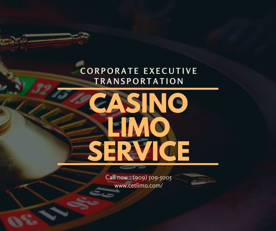 Casino Limo Service